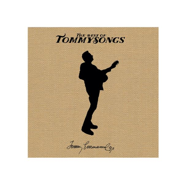 The Best of Tommysongs Autographed Special Edition Book (2020)